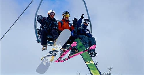 Boarder vs. Skier? Which Sport is Best for You