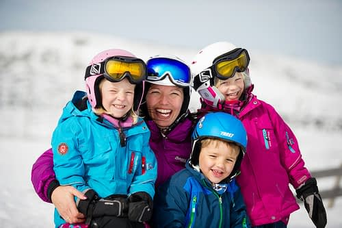 The Ultimate Family Ski Holiday Checklist
