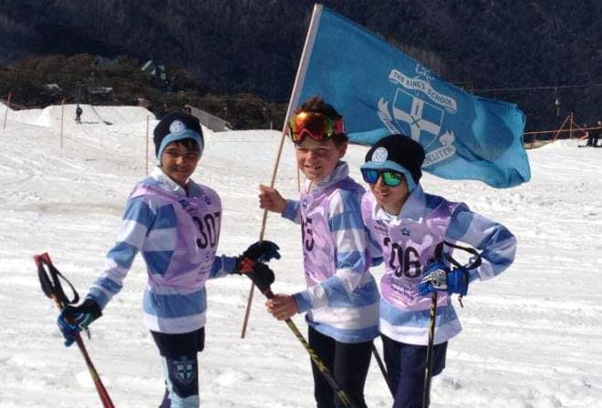 Interschools Snowsports: Where Skiing & Snowboarding Rule